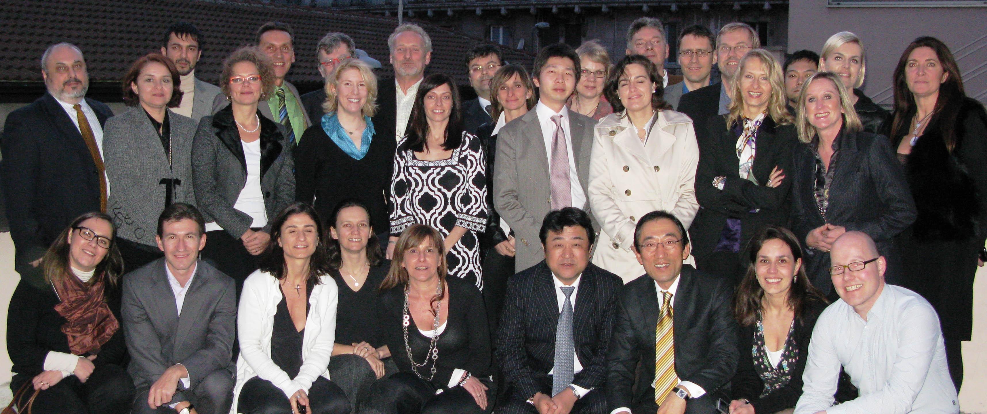 GlobalCom Meeting in Milano, February 2009