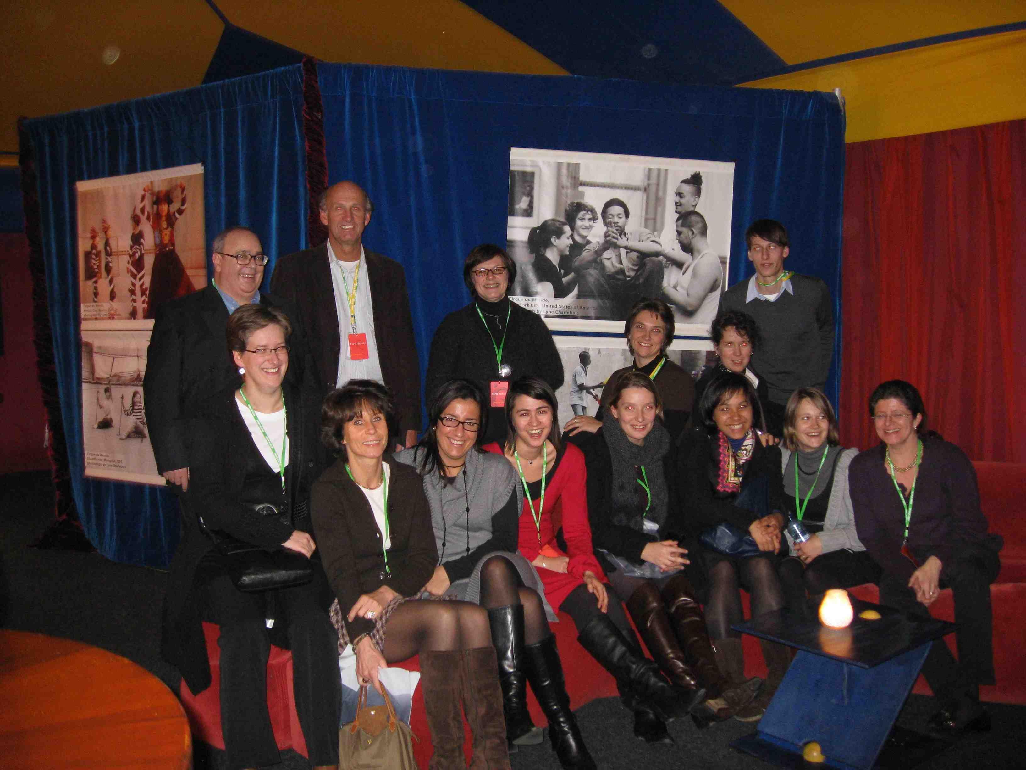 Team PR Consult December 2008
