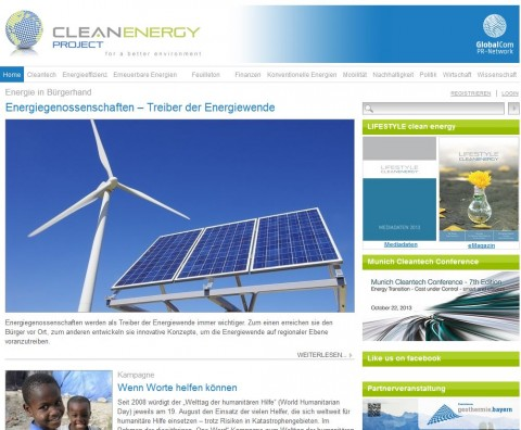 CleanEnergy Project