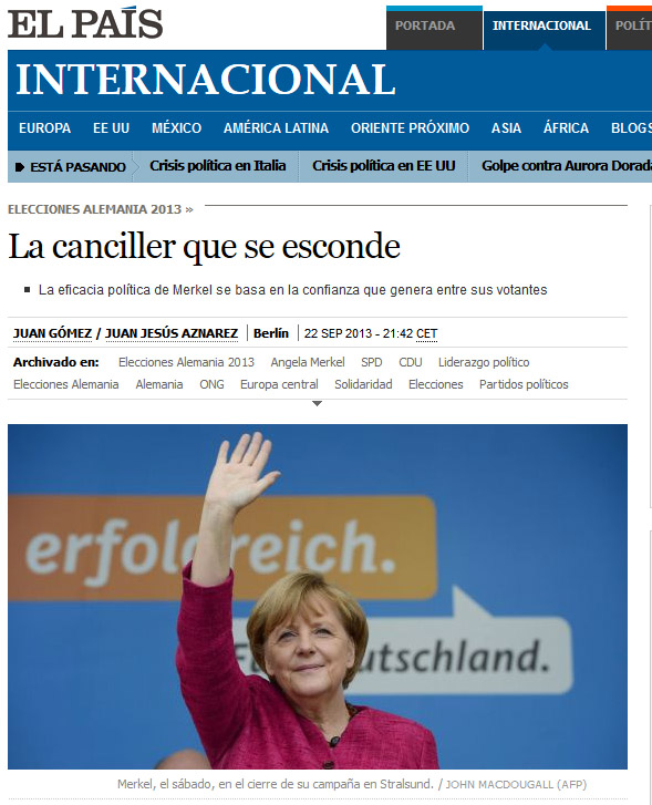 SpanishMediaAboutGermany