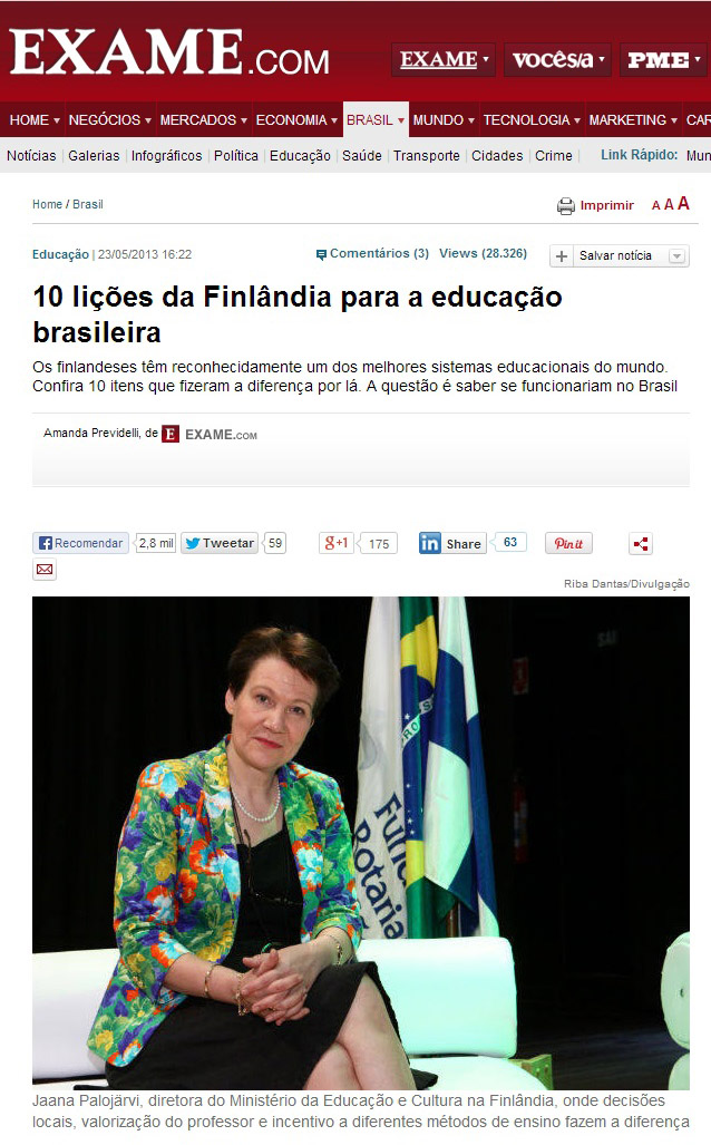 Brazil_FinlandEducation