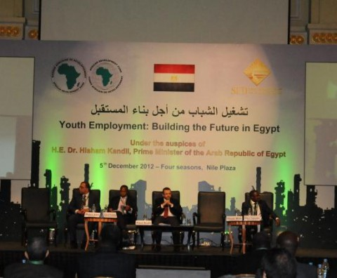 Joint-African Development Bank and Social Fund for Development Youth Employment Forum