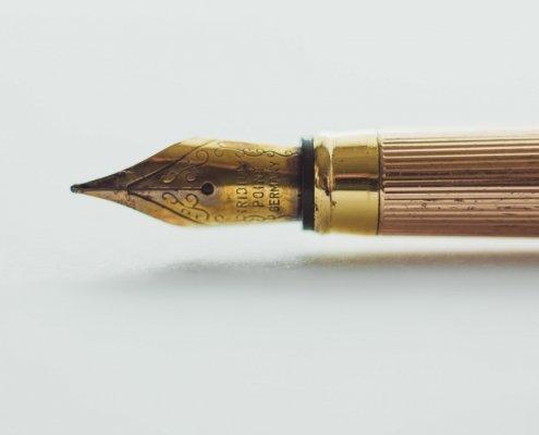 Writer, Pen
