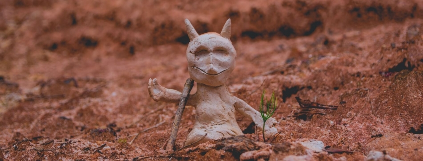 Evil Totem: ethics, no trust