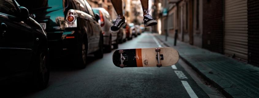 Flip Skateboard