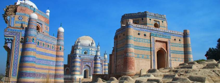 Traditional architecture in Pakistan