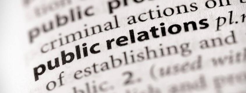 Public Relations, PR