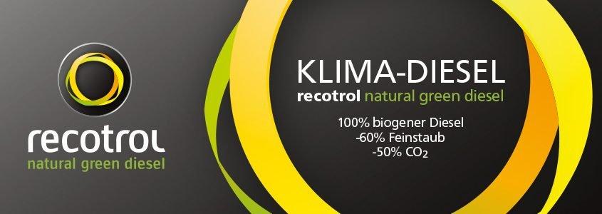 recotrol Klimadiesel GlobalCom