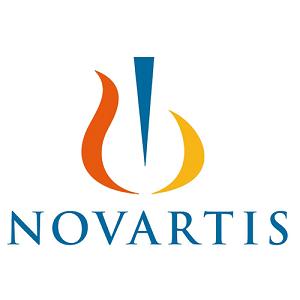 Novartis Logo GlobalCom PR Network