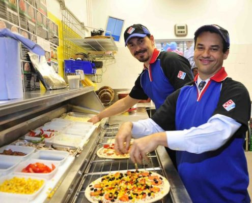 dominos-pizza-launch-public-relations
