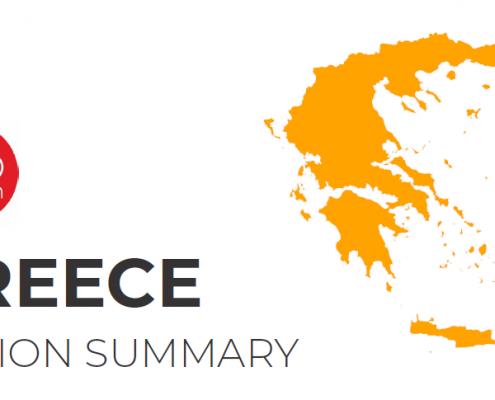 Greece Region Summary