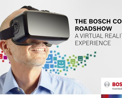 Bosch Connect Virtual Reality