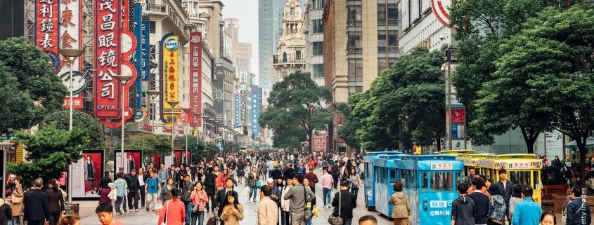 Delegation trip China