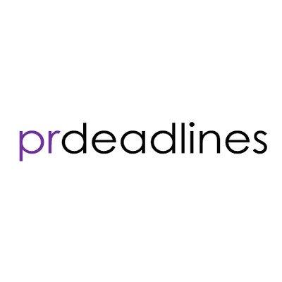PR Deadlines