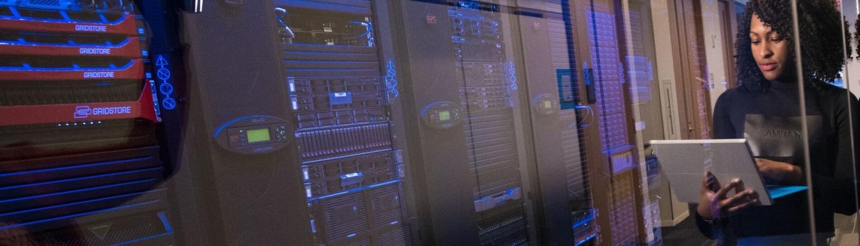 Cloud Computing, Cloud Storage, Severs
