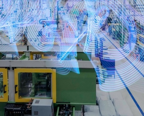 Digital Industry: Continuously Optimizing Processes