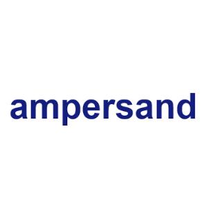 Ampersand PR Logo