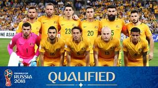 team photo for Australia