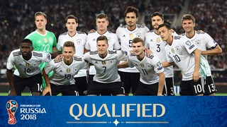 team photo for Germany