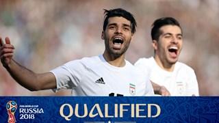 team photo for Iran