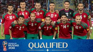 team photo for Morroco