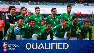 team photo for Mexico