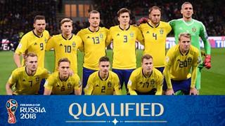 team photo for Sweden